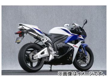 2輪 ヤマモトレーシング spec-A マフラー SUS SLIP-ON チタン 品番:10609-01NTN ホンダ CBR600RR 2009年~2012年