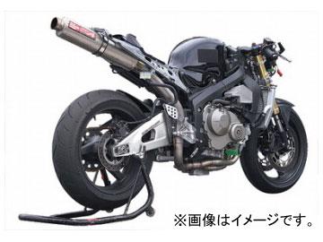2輪 ヤマモトレーシング spec-A マフラー TI4-2-1 チタン 品番:10607-21TTR ホンダ CBR600RR 2005年~2006年