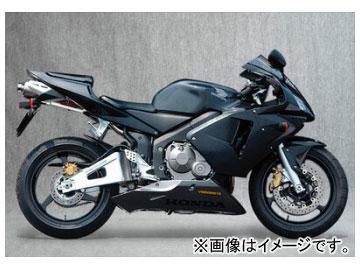2輪 ヤマモトレーシング spec-A マフラー チタン SLIP-ON チタン 品番:10605-02NTB ホンダ CBR600RR 2003年~2004年