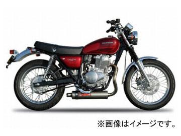 2輪 ヤマモトレーシング spec-A マフラー SUS2-1 TYPE-D 品番:10411-61DT2 ホンダ CB400SS