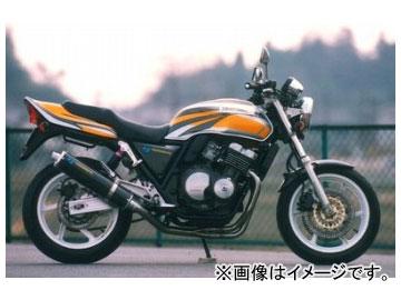 2輪 ヤマモトレーシング spec-A マフラー TI4-1 カーボン 品番:10408-11TCB ホンダ CB400SF/VS/VR ~1998年