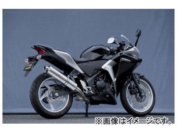 2輪 ヤマモトレーシング spec-A マフラー SUS SLIP-ON TYPE-2 品番:10261-01STR ホンダ CBR250R 2011年~