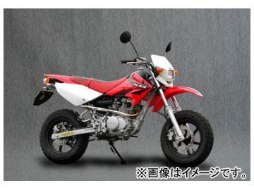 2輪 ヤマモトレーシング spec-A マフラー SUS RS4-C100 TYPE-D レース 品番:10065-RSDTR ホンダ XR100