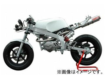 2輪 ヤマモトレーシング spec-A マフラー TYPE-1 アルミ レース 品番:10063-TTNSF ホンダ NSF
