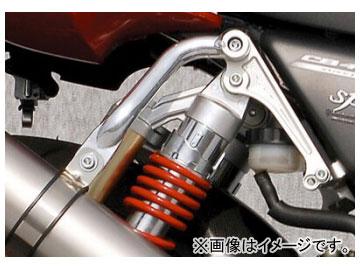 2輪 ヤマモトレーシング ダウン用サイレンサーステー 品番:00014-03 ホンダ CB400SF VTEC