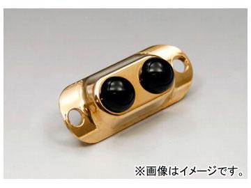 2輪 EASYRIDERS Satsuma Cycle Works ミニスイッチKIT Brass/Black SS 品番:SCW014 JAN:4548632140481