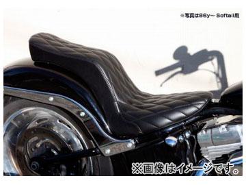 2輪 EASYRIDERS ダイアゴナルダブルシート 品番:H0397 JAN:4548632153061 HD ソフテイル 200タイヤモデル
