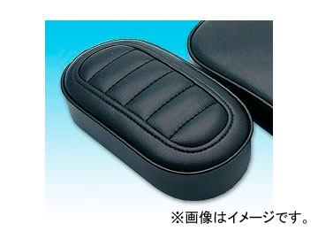 2輪 EASYRIDERS オーバル EZパッド ブラック 品番:1766-BK JAN:4548632004660 HD