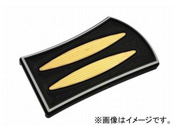 2輪 EASYRIDERS Ken's Factory Neo-Fusion ブレーキペダル ブラック・ブラス 品番:KENS0112 JAN:4548632164753 HD FLST/FLHT 1986年~