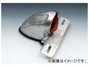 2輪 EASYRIDERS イーブル スキャロップテールライト バルブ式 品番:5878 JAN:4548632132516