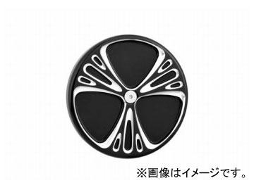 2輪 EASYRIDERS ARLEN NESS Deep Cut ポイントカバー 5穴 黒 品番:AN4943 JAN:4548632144137 HD ツインカム