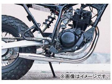 2輪 EASYRIDERS テーパードマフラー 品番:NT0238 JAN:4548632042310 ヤマハ TW200&225