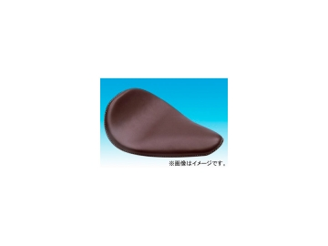 2輪 EASYRIDERS SBソロシート 薄型プレーン本革 ブラウン 品番:1793-BR JAN:4548632004820 HD