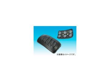 2輪 EASYRIDERS 超フラットEZパッド デラックス ブラック 品番:1908-BK JAN:4548632005889 HD