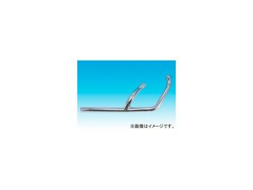 2輪 EASYRIDERS 2into1エキゾースト 品番:PC0095 JAN:4548632050490 HD ショベル