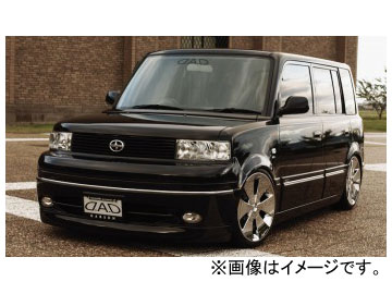 ギャルソン D.A.D LX サイドステップ&ドアパネル トヨタ bB NCP30,31,35
