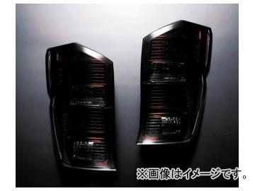 ギャルソン チューブLEDスモークテールレンズ(インナーレッド) GE012-60 ホンダ ステップワゴン RK1,2,5,6