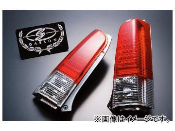 ギャルソン クリスタル&レッドテールレンズ(LED) GE010-96 スズキ ワゴンR MC1#/2#S