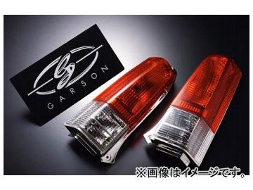 ギャルソン クリスタル&レッドテールレンズ GE010-95 スズキ ワゴンR MC11/21S 前期