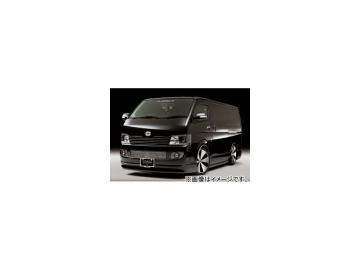 ギャルソン D.A.D EU サイドステップ トヨタ ハイエース KDH/TRH200 ナローボディーII型