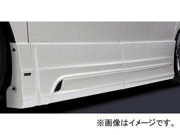 シルクブレイズ GLANZEN サイドパネル 未塗装 GL-VE-SS トヨタ ヴェルファイア(ハイブリッド) ANH[GGH]20/25W/ATH20W Z/ZR 後期 2011年10月~2014年12月