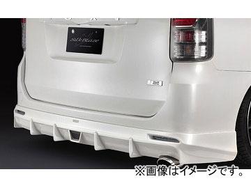 シルクブレイズ ミニバンFT リアスポイラー 純正色(パールメタリック) タイプC トヨタ ヴォクシー ZRR70W ZS/Z 後期 2010年04月~2014年12月 選べる6塗装色