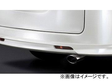 シルクブレイズ マフラーカッター オーバルタイプ シルバー SB-CUT-014 ホンダ ステップワゴン RG系