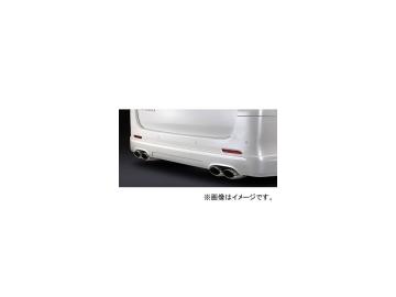 シルクブレイズ プレミアムライン リアハーフスポイラー 純正色(パールメタリック) トヨタ アルファード ANH/GGH20・25W S 選べる6塗装色