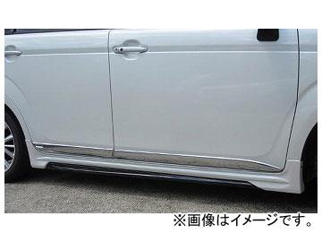 ホクサン H-STYLE EXCEL MODE サイドメッキガーニッシュ メッキ トヨタ スペイド NCP14#/NSP14#
