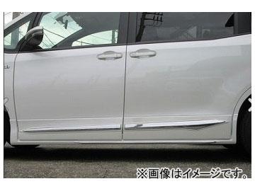 ホクサン H-STYLE ドアパネル(メッキ付き) 素地 トヨタ ヴォクシー 80型 V/X