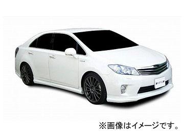 ホクサン H-STYLE フロントグリル メッキ トヨタ SAI DAA-AZK10 前期 ~2012年07月