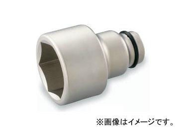 """トネ/TONE 25.4mm(1"""") インパクト用ロングソケット 品番:8NV-65L"""