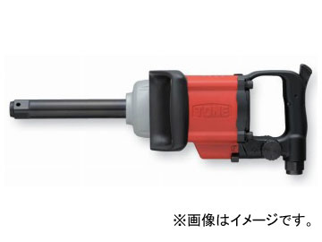 """トネ/TONE 25.4mm(1"""") エアーインパクトレンチ(ストレートタイプ) 品番:AIS8330L"""
