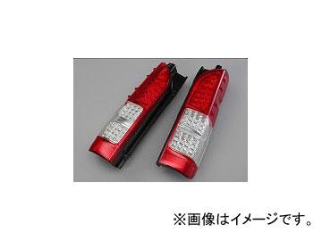 ギャラクス フルLEDテールランプ レッド&クリア HA2-TAL2-RC JAN:4560313964483 トヨタ ハイエース/レジアスエース 200系
