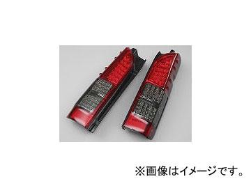 ギャラクス フルLEDテールランプ レッド&スモーク HA2-TAL2-RS JAN:4560313964490 トヨタ ハイエース/レジアスエース 200系