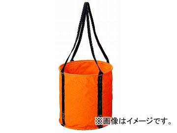 コヅチ 大型電工用バケツ KB-02-50 BOR オレンジ φ500×W500mm JAN:4934053030058