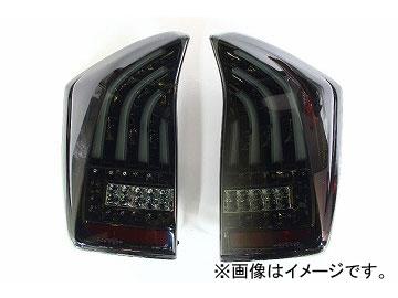 ヴァレンティ LEDテール TT30PRI-SB-1 ライトスモーク/ブラッククローム トヨタ プリウス ZVW3# JAN:4580277380488