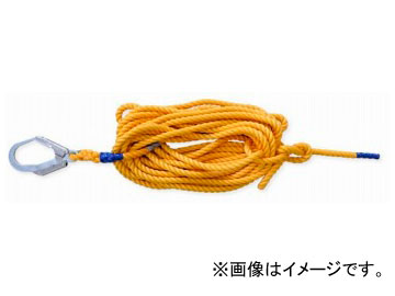 123/伊藤製作所 親綱 エストリオロープ 15m JAN:4990870351509