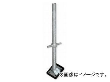 123/伊藤製作所 中空チルトジャッキ(傾斜面用ジャッキベース) JT346P 入数:5個 JAN:4990870014404
