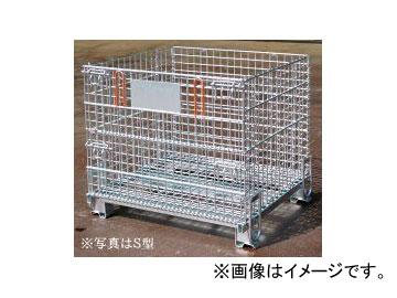123/伊藤製作所 吊上げ式かご型パレット S型 PM-SP