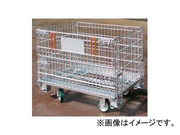 123/伊藤製作所 吊上げ式かご型パレット 750型 PM-750PCu