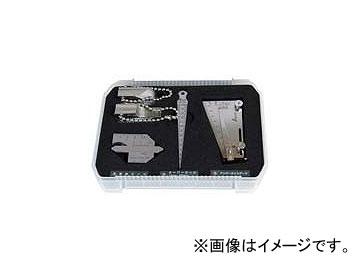 シンワ測定 鉄骨精度測定器具セット 5点セット 97575 JAN:4960910975750