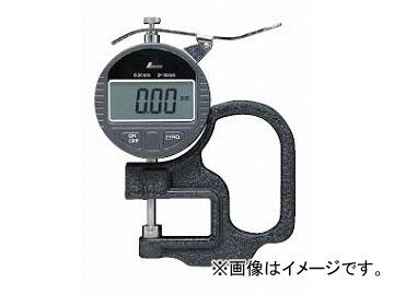 シンワ測定 デジタルシックネスキャリパー A 0.01mm/10mm ハンドル付 73746 JAN:4960910737464