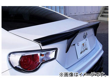 アブフラッグ スパイラル リアアッパースポイラーGFRP トヨタ 86 DBA-ZN6 FA20 2012年04月~