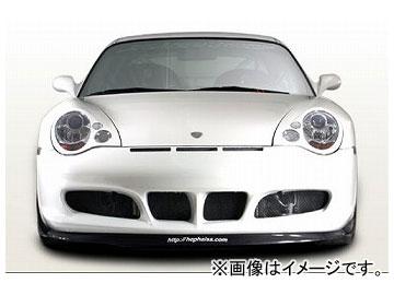 アブフラッグ フロントバンパースポイラー ver.01(Late) ポルシェ 911(996) GT3 後期 2002年~2004年