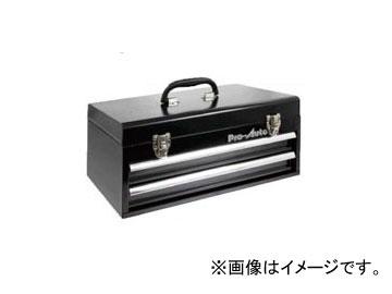 スエカゲツール Pro-Auto ツールキット302Pシリーズ用 ツールボックス ブラック No.P983020B JAN:4989530605106