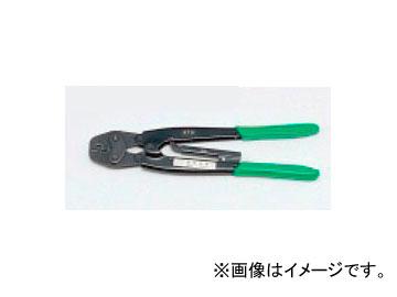 タスコジャパン 圧着ペンチ(絶縁閉端子用) TA855BD