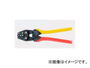 タスコジャパン ハンドプレス(絶縁被覆付圧着端子・スリーブ用) TA855BR