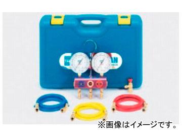タスコジャパン R410Aマニホールドセット(チャージバルブ付) TA15EA