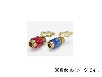 タスコジャパン ユニバーサルクイックカプラ 赤 TA163SD-3